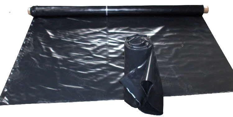 pvc teichfolie schwarz 0 50 mm optional mit vlies teichvlies schutzvlies ebay. Black Bedroom Furniture Sets. Home Design Ideas